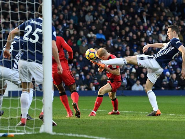 Huddersfield hold on to heap more woe on sorry West Bromwich Albion