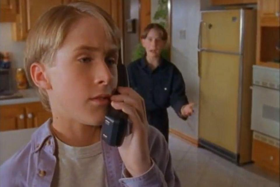 <p>Way back in the day, Ryan Gosling was dancing and singing along with Britney Spears and Justin Timberlake on <em>The Mickey Mouse Club</em>. In the '90s, he also appeared on <em>Are You Afraid of The Dark?</em> as Jamie Leary, whose brother is obsessed with death. </p><p>Gosling also showed up in <em>Goosebumps</em>, just to keep the spooky theme going, where he played Greg in an episode about a group of friends who find a camera that kills the person who is having their photo taken. Dark.</p>