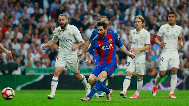 Barcelona moved level on points with Real Madrid in the race for LaLiga glory, but are heavily reliant on Lionel Messi once more.