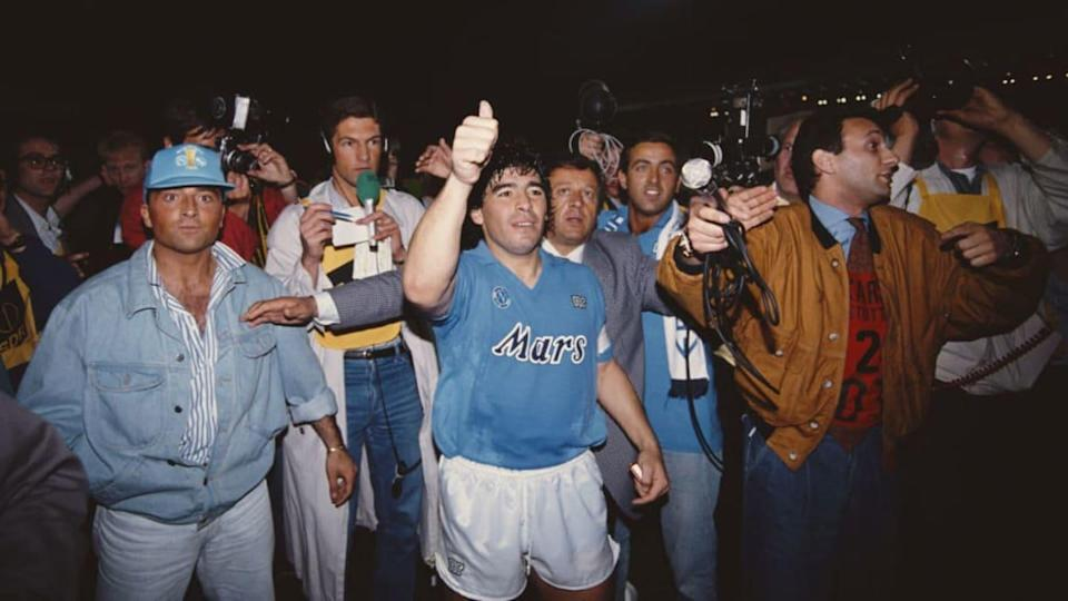 Maradona | Getty Images/Getty Images