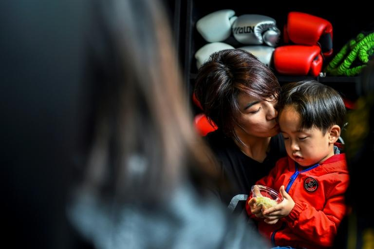 Miao Jie, 30-year-old Shanghai native and single mother, is now 2-0 in Asia's ONE Championship professional MMA promotion, setting back-to-back women's records by ferociously blitzing her opponents to win in just 49 and then 45 seconds