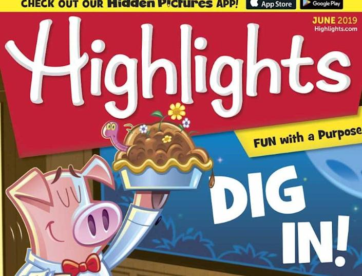 Gifts for kids: Magazine subscription