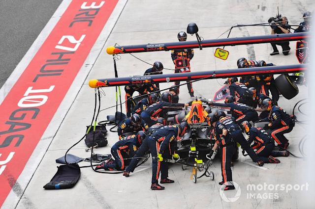 "Schanghai: Max Verstappen (Red Bull) <span class=""copyright"">Mark Sutton / Sutton Images</span>"