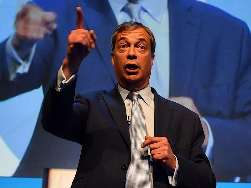 """The European election campaign has so far been all about the Brexit Party. Seemingly out of nowhere, Nigel Farage's new anti-EU project has rocketed to the top of the polls – the latest YouGov poll has it at 35 per cent – picking up bags of media attention on its way, leaving concerned pundits scratching their heads at this insurgent force in British politics.But the Brexit Party is nothing new. One simple fact puts this is all into context: the party's previous incarnation, Ukip, won the European elections in 2014 with 27 per cent of the vote. Ukip's strong showing in the years previous had already panicked David Cameron into calling a referendum. The vote happened, Leave won, and suddenly it was down to the Tory party under Theresa May to implement it.In what was a massive political miscalculation, May quickly promised to leave on the terms of the hard Brexiters, setting extreme red lines on freedom of movement, but ultimately failed to convince a divided parliament to back her deal. Brexit had been frustrated by an incompetent Tory prime minister and an anti-Brexit political elite. You could hardly manufacture conditions more ripe for a Nigel Farage resurgence. This is an election to the EU parliament, we were supposed to have the left the EU by now: a party focused on that failure is bound to do well. The Brexit Party surge is unsurprising in this context.Next Thursday, the party will do well. But can it last? Unlike Ukip, can the party make a dent by winning seats at a general election? Its current GE polling – scoring anywhere between 10 and 20 per cent according to various pollsters – suggests maybe it can. Many older right-wing voters care deeply about Brexit – see it as their """"revolution"""" in fact – and may be willing to give the Tories a kicking because of it.At the same time, it'd be naïve to think Brexit would dominate a general election, whenever one does eventually happen. Theresa May tried that tactic in 2017 and Labour were quick to move the debate on"""