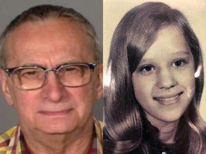 <p>Genealogy site leads to arrest of Barry Lee Whelpley in 1972 cold case</p> (Naperville Police)
