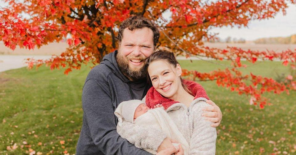 The Incredible Dr. Pol Star Charles Pol and Wife Beth Welcome Daughter Abigail