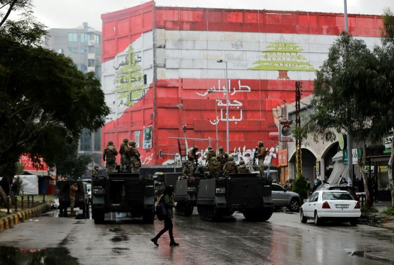 Lebanese security forces have deployed reinforcements to Tripoli