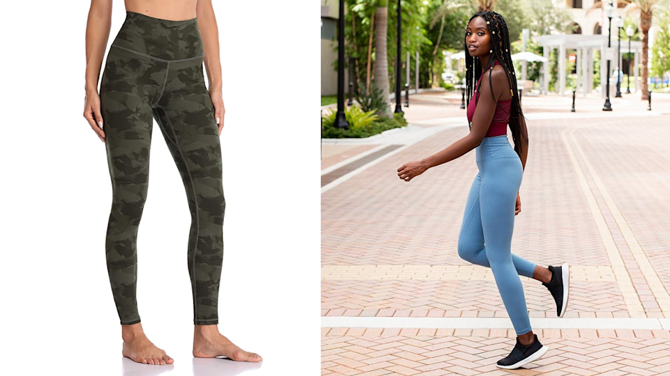 These leggings feel like Lululemon but for a fraction of the price.