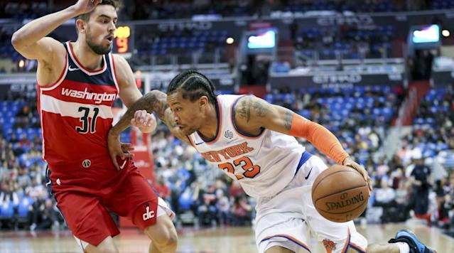 The Wizards will play the Knicks in London in 2019 at The O2 Arena on Jan. 17, the NBA announced.