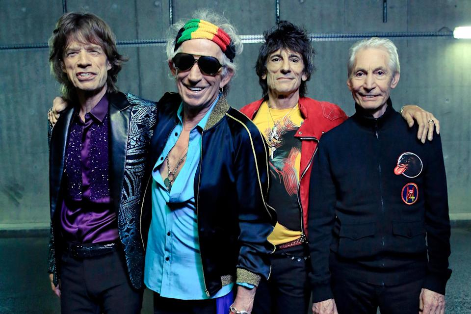 Rolling Stones to Open Flagship Store in London