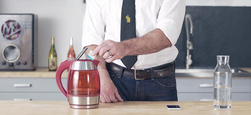 You're brewing it wrong: The 42tea sensor helps you make a perfect cup of tea