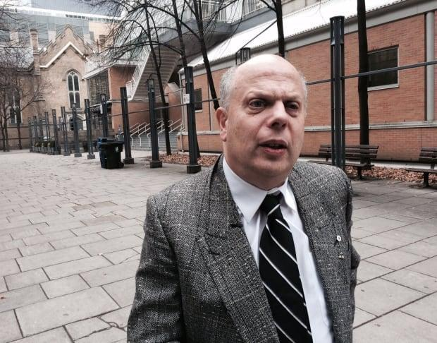 Lawyer David Lepofsky calls Ontario's ICU triage plan 'raging, cruel disability discrimination, by doctors who say this is science and government that won't even answer.'