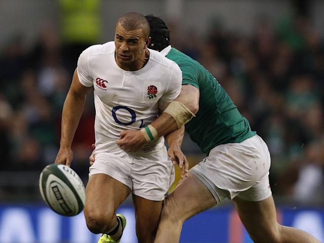 Jonathan Joseph looks set to miss out on a place in the British and Irish Lions squad: Getty