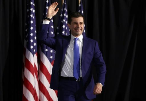 Democratic presidential candidate Pete Buttigieg claimed victory in Iowa although full results have not yet been released