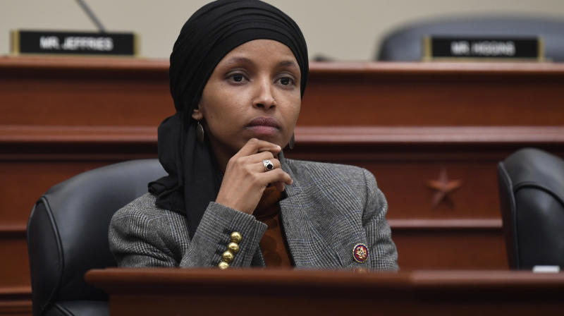 Latest Attacks On Ilhan Omar Show That Anti-Muslim Hate Isn't A Partisan Issue