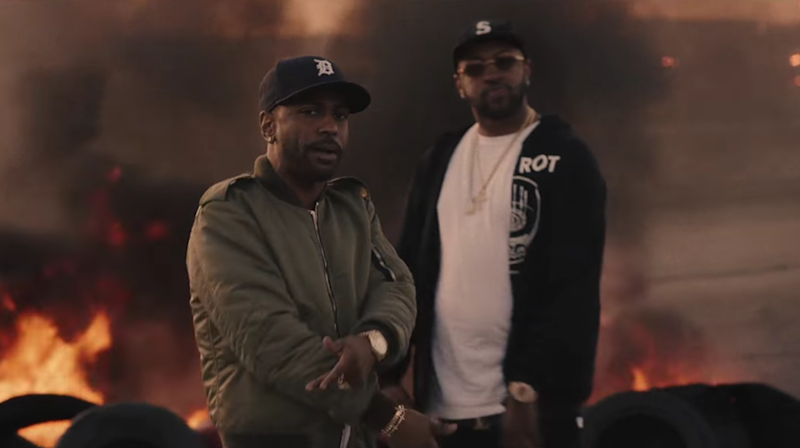 See Mike Will Made-It, Big Sean's Dramatic 'On the Come Up' Video