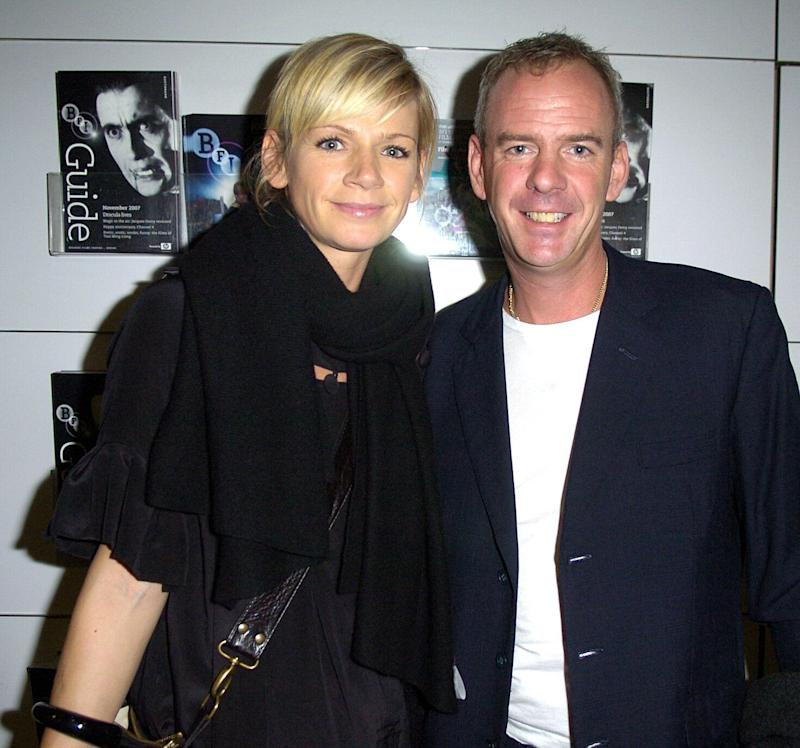 The former couple pictured in 2007 (Photo: Stuart C. Wilson via Getty Images)