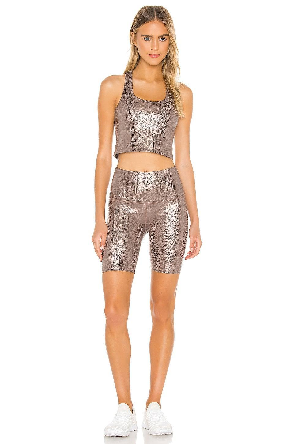 <p>These <span>Beyond Yoga Viper Biker Shorts</span> ($78) have such a unique design, and they're great for more sweaty activities.</p>