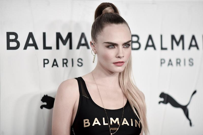 Cara Delevingne (Photo: Richard Shotwell/Invision/AP)