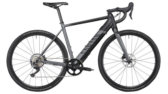 Canyon road bikes: Endurace:ON electric road bike