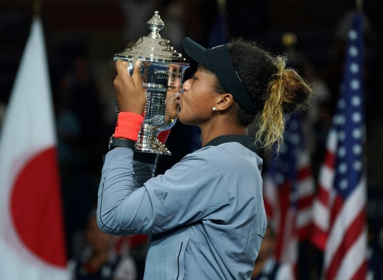 Naomi Osaka out-played her childhood hero Serena Williams to become the first Japanese player to win a Grand Slam