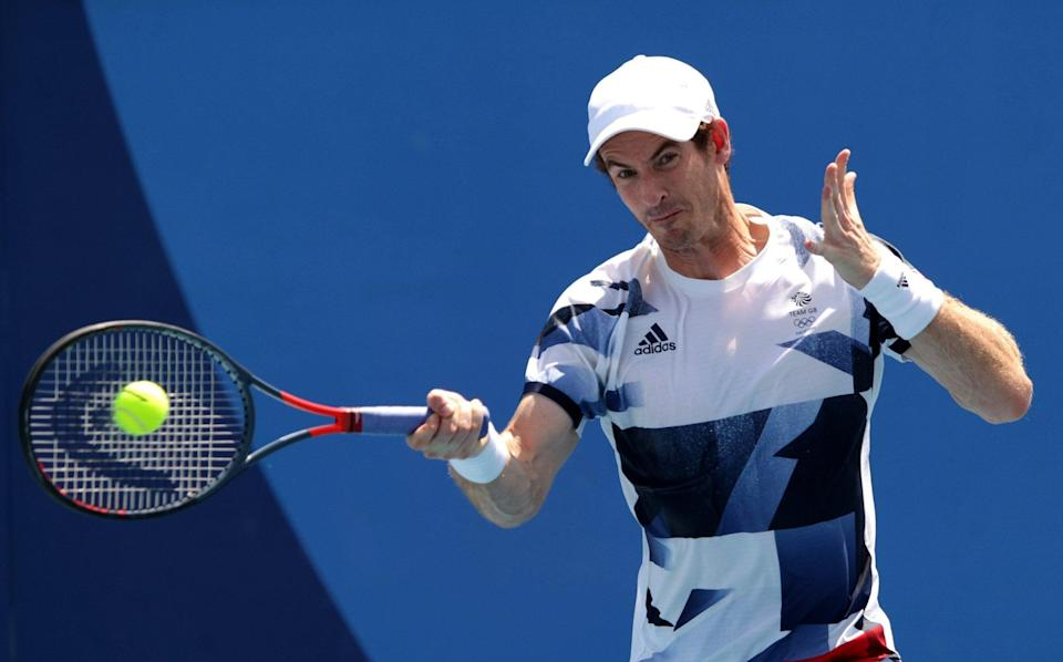 Andy Murray pulls out of Tokyo Olympics singles to concentrate on doubles campaign - GETTY IMAGES