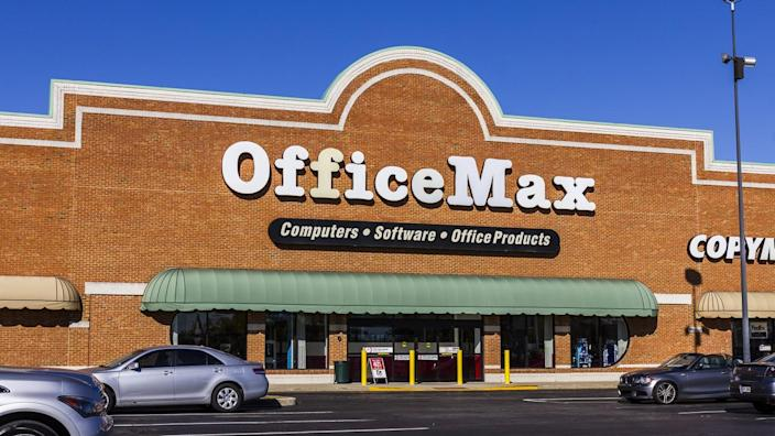 Office Max and Office Depot Price Match