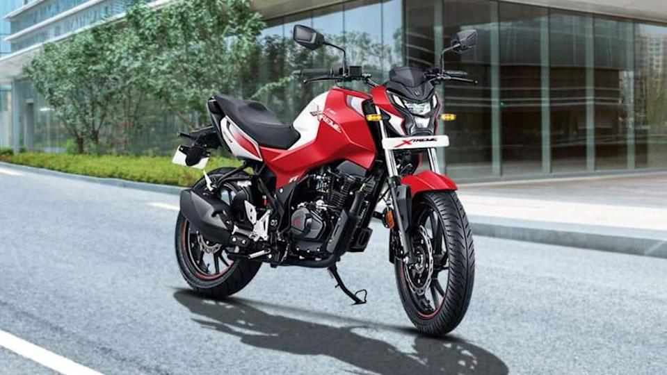 Special edition Hero Xtreme 160R launched at Rs. 1.08 lakh