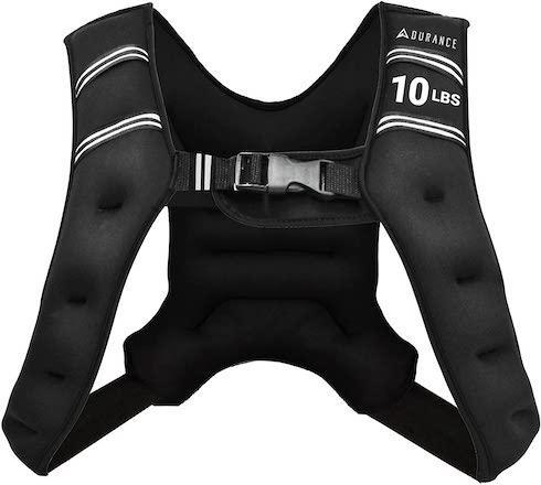 Adurance Weighted Vest Workout