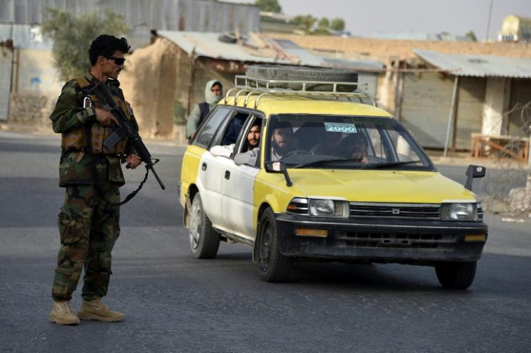 Violence has surged across several provinces including in Kandahar after the Taliban launched a sweeping offensive