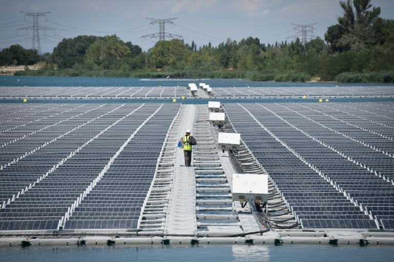 Renewable options such as solar and wind are already the cheapest source of new power generation in 90 percent of the world's markets