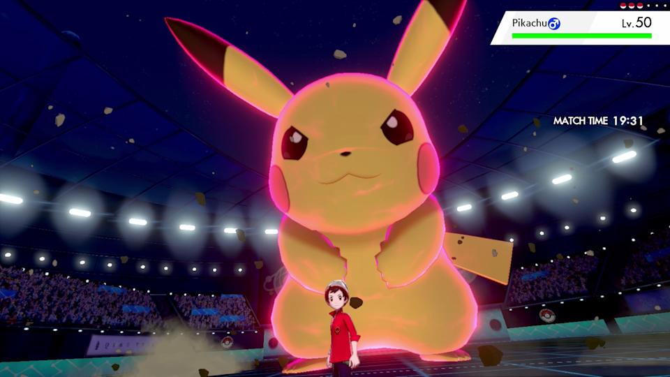 'Pokemon Sword' and 'Pokemon Shield' are the first major 'Pokemon' titles to hit home consoles, and bring plenty of upgrades to the series. (Image: Nintendo)