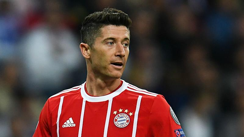 Coman back in Bayern training but Lewandowski has knee injury