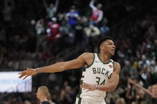 Bucks survive Beal's career-high 55 points for 3rd straight win