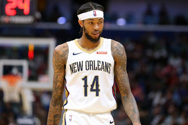 Brandon Ingram is realizing his potential and about to get some reinforcements. (Getty Images)