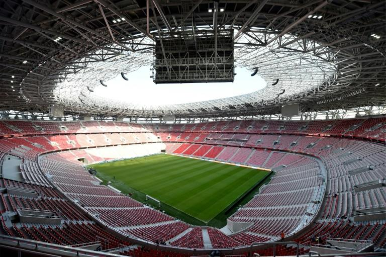 The Ferenc Puskas Arena will be one of 12 venues for Euro 2020