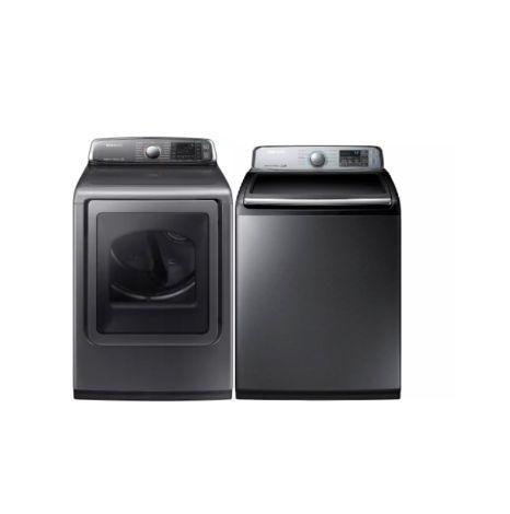 "Original price: $2,000<br />Sale price: <a href=""https://www.ebay.com/itm/Samsung-DV52J8700EP-WA50M7450AP-27-Platinum-Washer-Electric-Dryer-Package-DD-/182638763817?hash=item2a861e5f29:g:cZkAAOSwVJhZSWh1"" target=""_blank"">$1,300</a>"