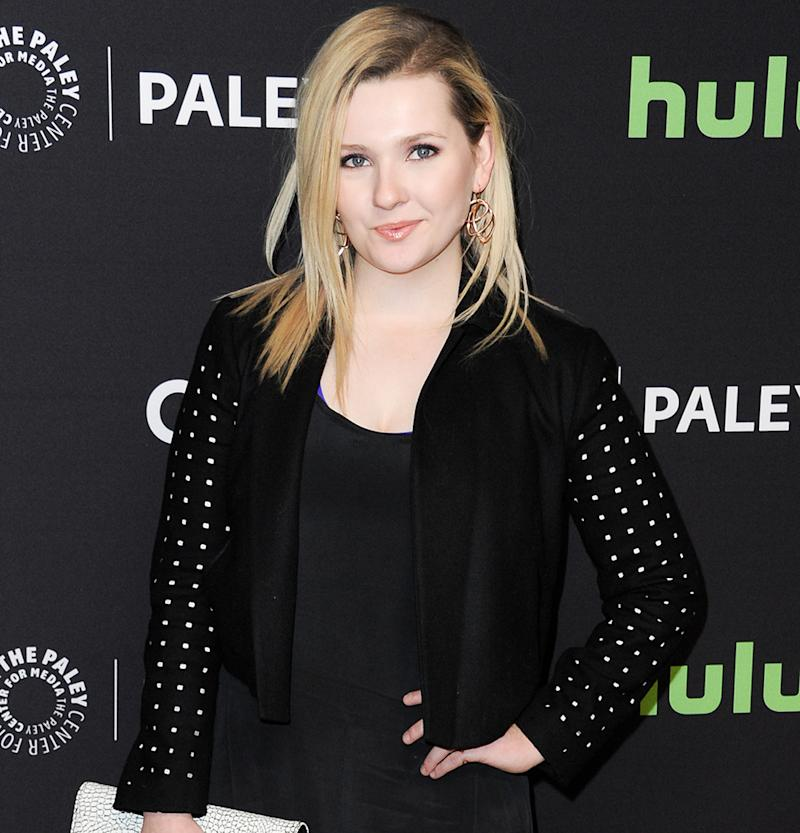 Abigail Breslin, at PaleyFest in 2016, reveals that she was sexually assaulted. (Photo: Getty Images)
