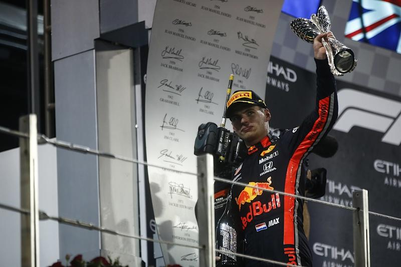 Verstappen: Red Bull wants to go back to dominating