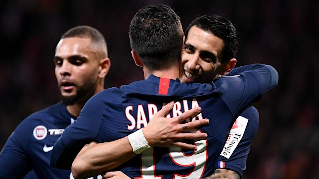 Paris Saint-Germain beat Lorient 1-0 to reach the last 16 of the Coupe de France - but they were far from their best.