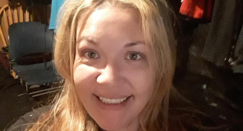"""Mom Tamara <span class=""""s1"""">Owsley</span> was infected by <span class=""""s1"""">necrotizing fasciitis, </span>the flesh-eating disease, from a reported spider bite. (Photo: GoFundMe)"""