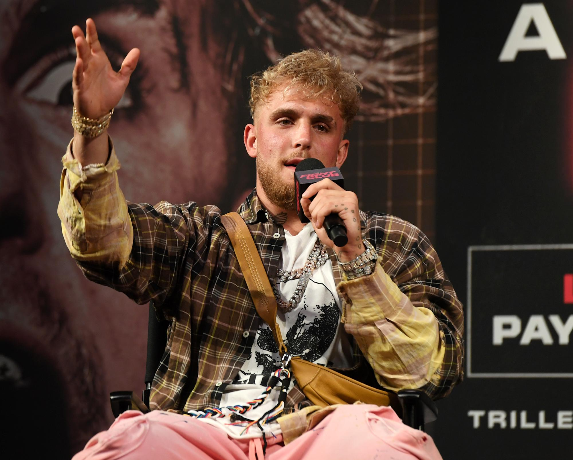 Jake Paul cleared to fight Ben Askren despite saying he has 'early signs of CTE'