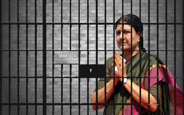Sasikala to stay in Bengaluru prison, no special facilities provided: DIG, Central Jail