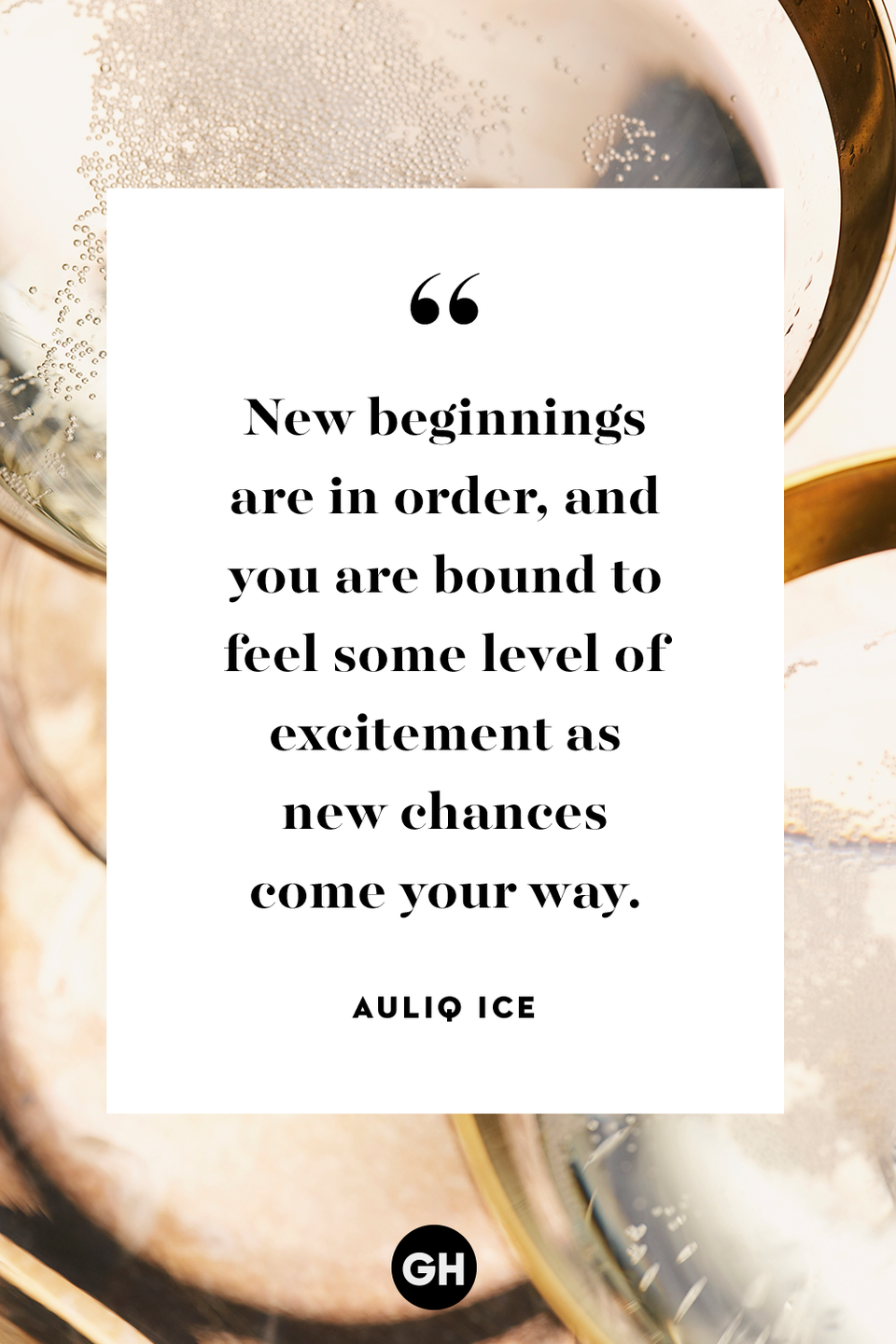 <p>New beginnings are in order, and you are bound to feel some level of excitement as new chances come your way.</p>