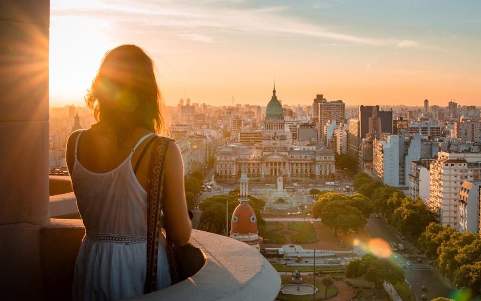 Answer three questions about Argentina for your chance to win - Getty