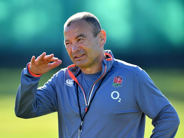 RFU to deny Eddie Jones his wish of playing England's World Cup 2019 warm-up games in Japan