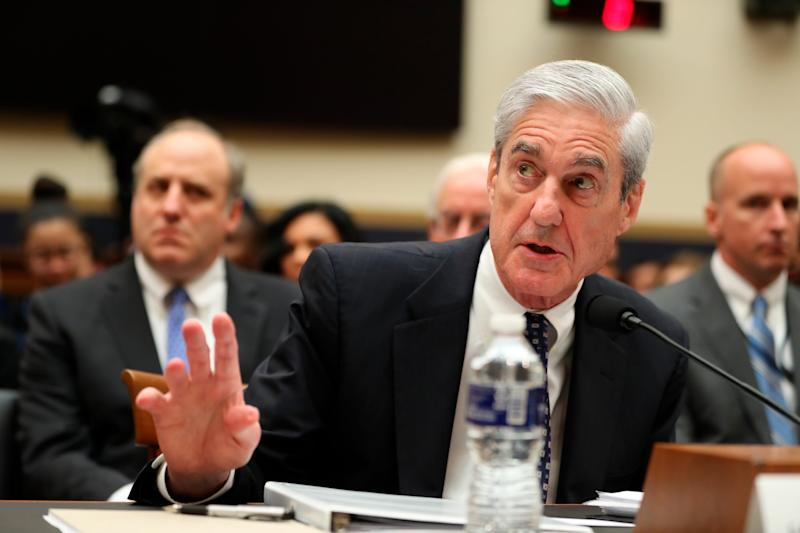 Mueller: A president can be charged with obstruction of justice after leaving office