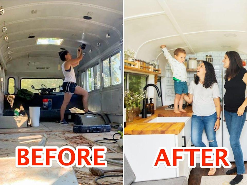 bus renovation