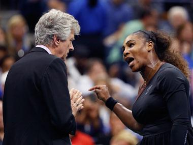 Roger Federer says Serena Williams 'went too far' with controversial rant at umpire during US Open final