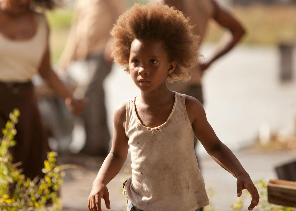 """Quvenzhané Wallis, """" Beasts of the Southern Wild """""""